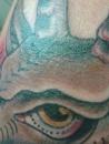 capricorn eye