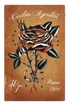 rosa tattoo art