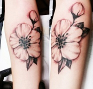 fiore tattoo